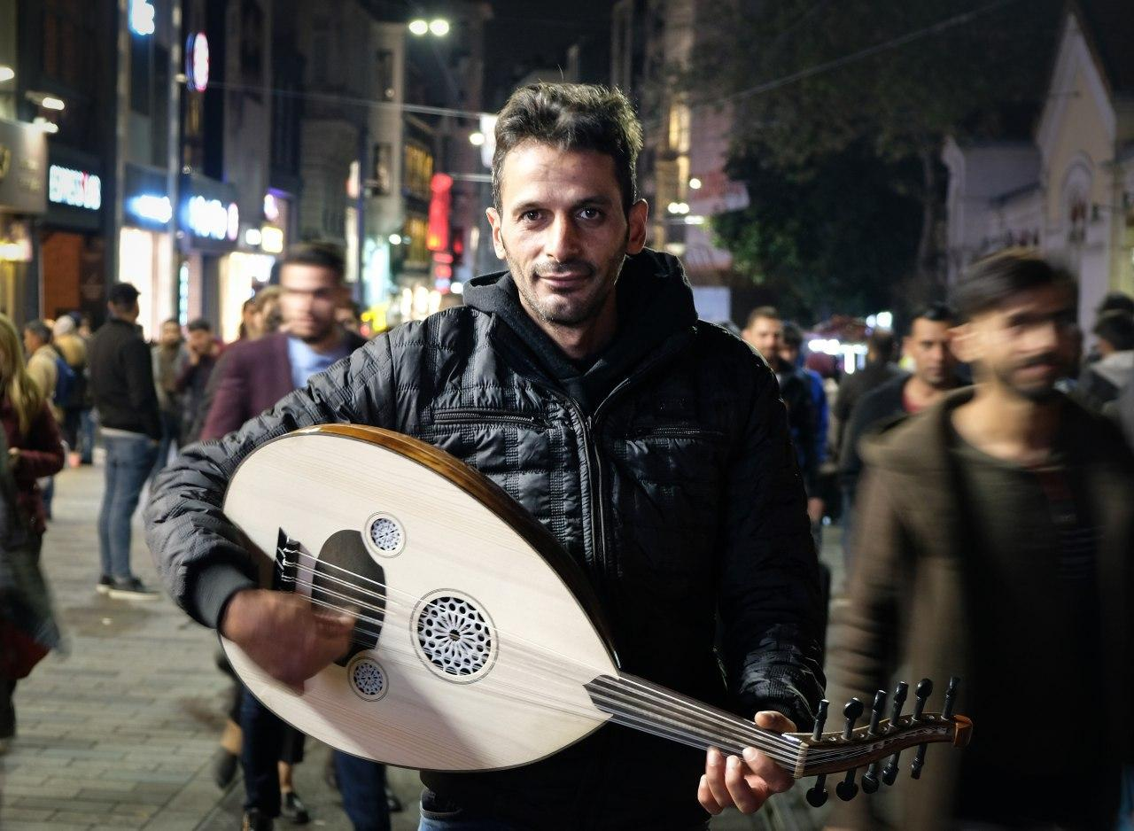 Independence Street of Turkey